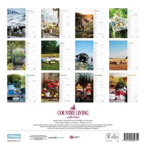 Picture of Country Living Calendar 2021